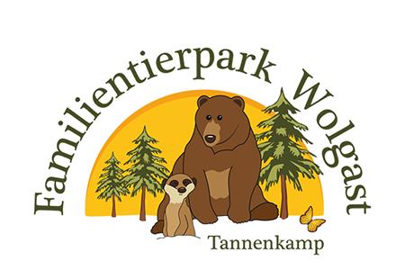 Tierpark Wolgast Logo